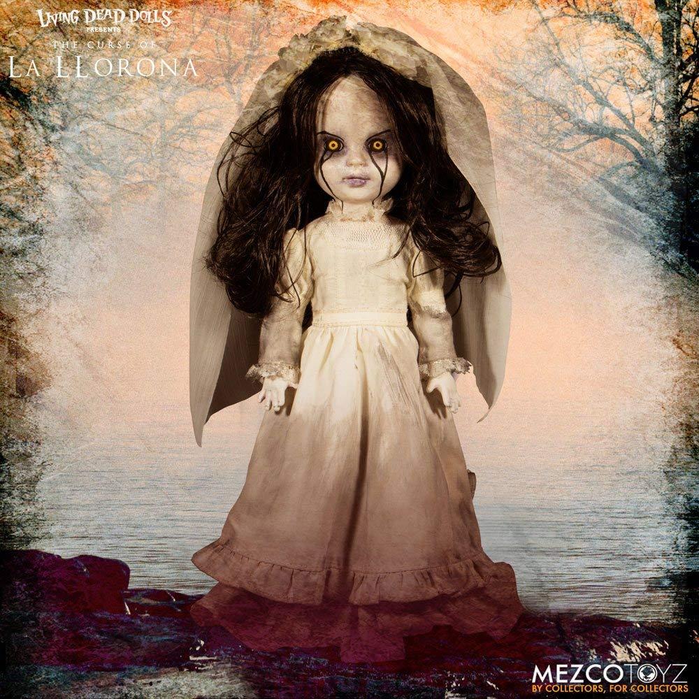 Living Dead Dolls The Curse of La Llorona Mezco Toyz Mu/ñeca La Llorona 25 cm