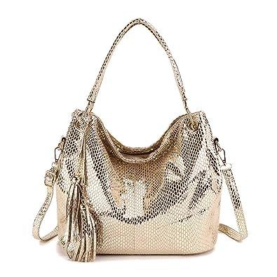 Amazon.com: Bolsas de mujer con borlas de diseñador, bolsos ...