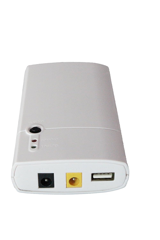ECONET GM312 Mini UPS for WiFi Router White 7800mAh 12V / 2A