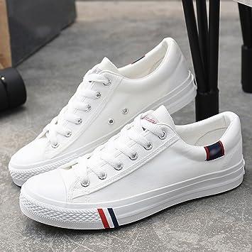 YaNanHome Chaussures Bateau Chaussures Homme Chaussures de Toile Style  Coréen Tendance Décontractée Chaussures Chaussures Bas Classiques e9736ac80a1f