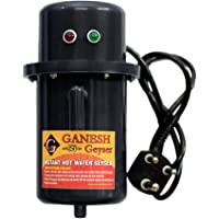 Ganesh Polymers (Manufacturer) 1 L Portable Geyser (Multicolour)