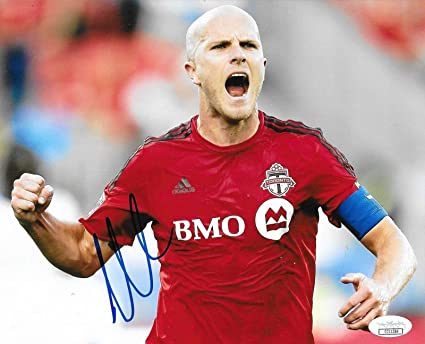a9bbc6bda Image Unavailable. Image not available for. Color  Autographed Michael  Bradley Photo - FC 8x10 USA Soccer ...