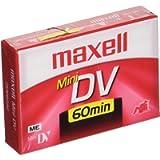 Maxell DVM60SE Mini Digital 2-Pack Video Cassette 298012