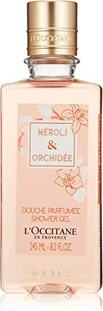 Loccitane Neroli and Orchidee Shower Gel, 245 ml
