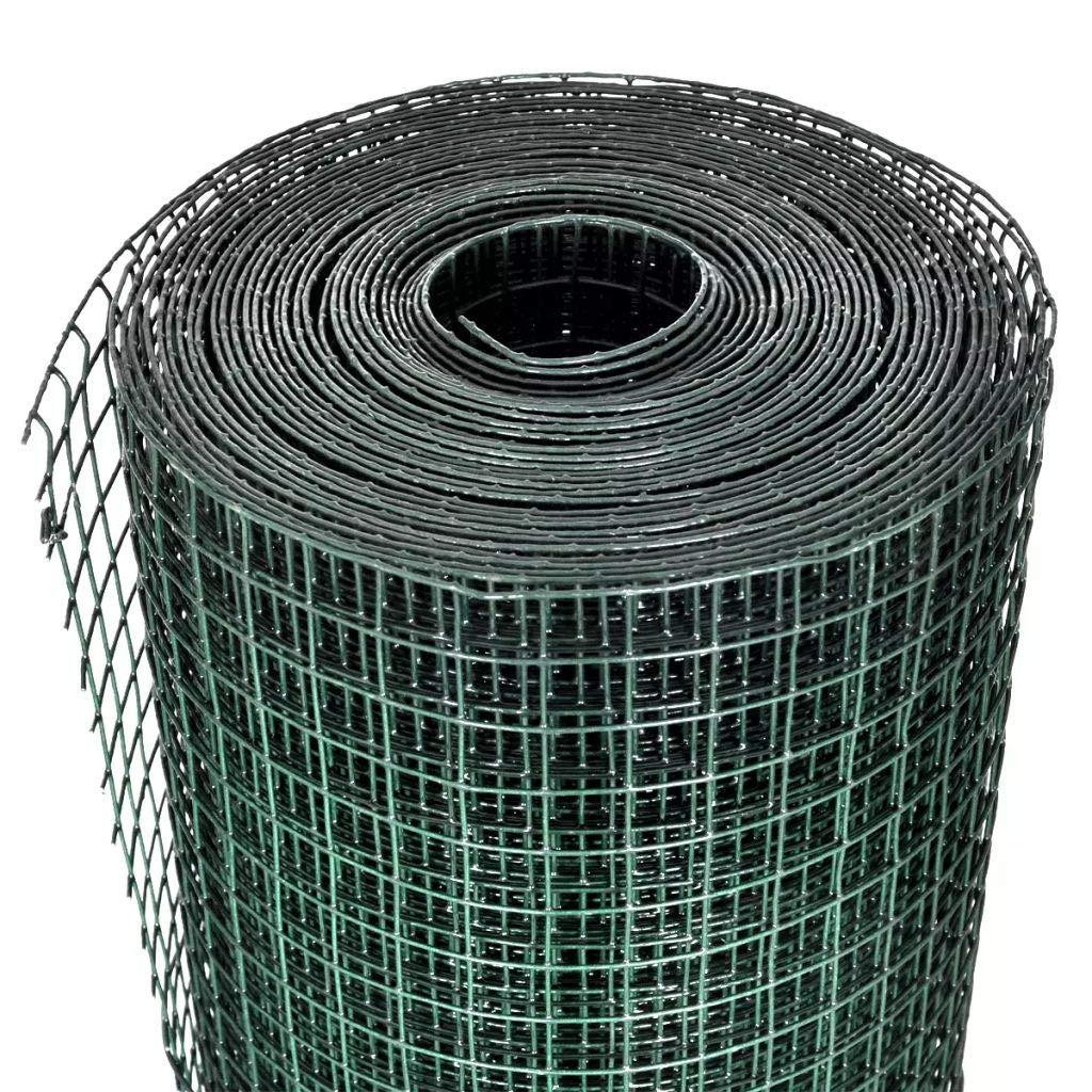 Alambre de malla (1 m x 25 m, 12 x 12 mm): Amazon.es: Bricolaje y ...