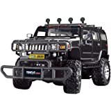 Toys Bhoomi 1:6 SCALE HIGH SPEED CROSS-COUNTRY RC HUMMER – SHOCK RESISTANT + HUGE SIZED + OFF ROAD