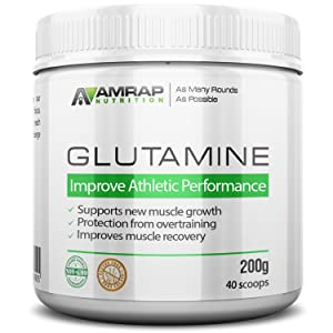 AMRAP Nutrition – L-Glutamine Powder