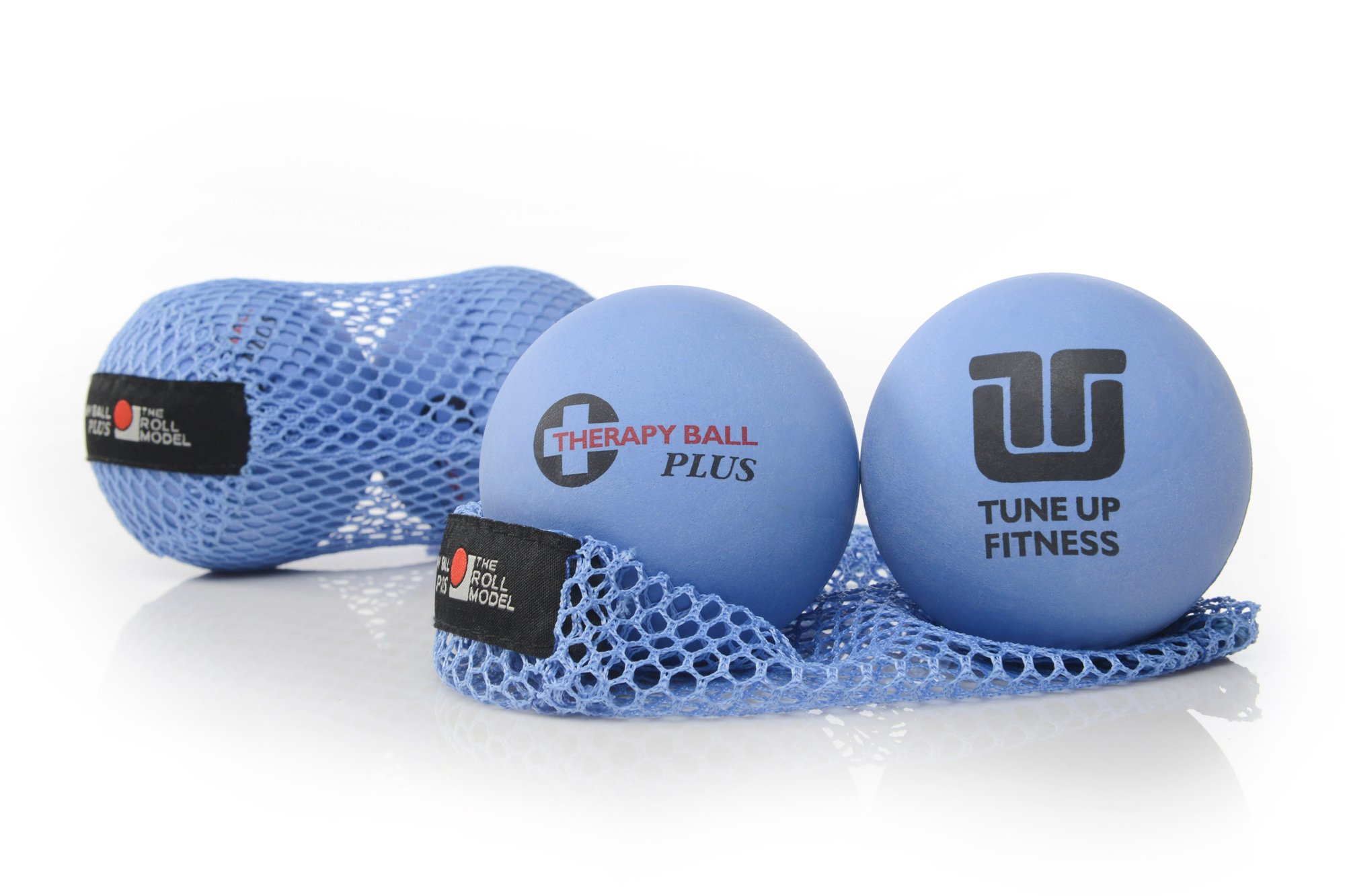 Tune Up Fitness Therapy Balls Plus with Tote by Tune Up Fitness