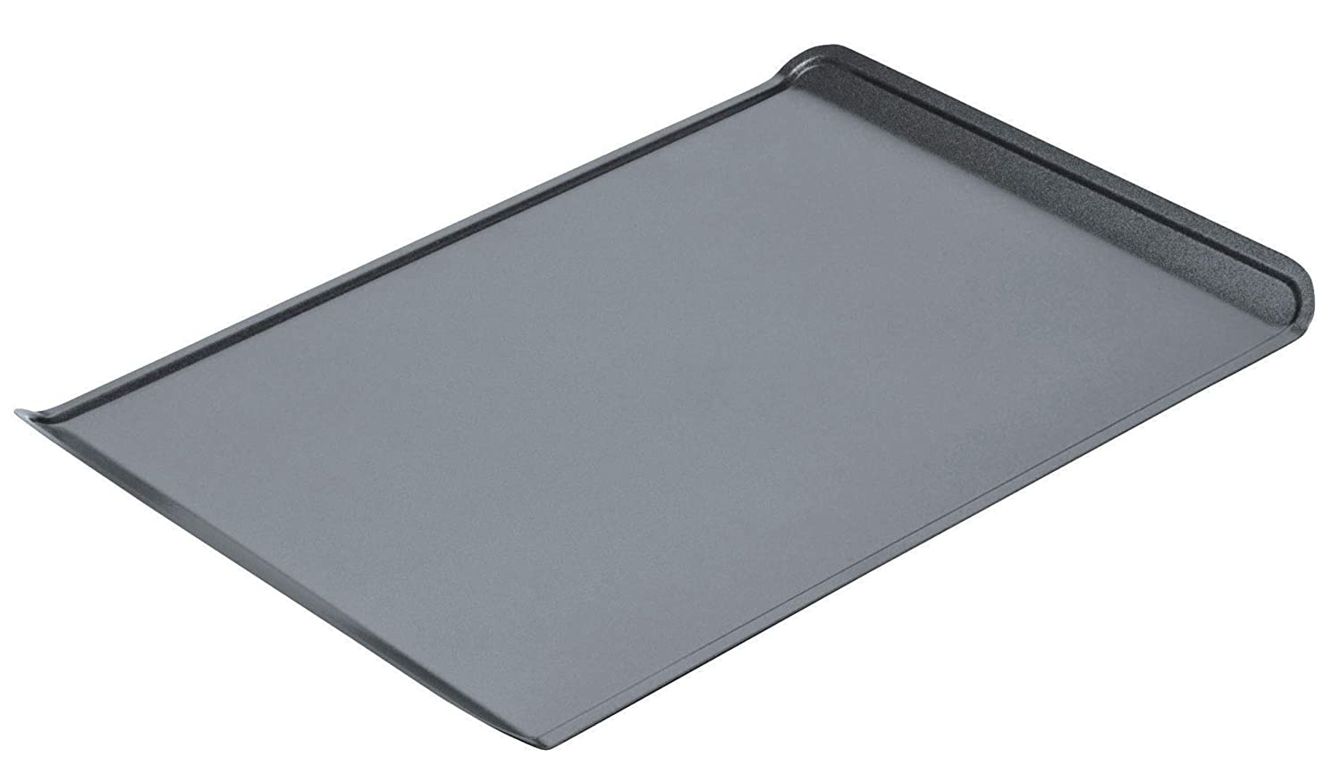 Chicago Metallic 16410 Professional Non-Stick Small Cooking/Baking Sheet, 13.5-Inch-by-9.25-Inch