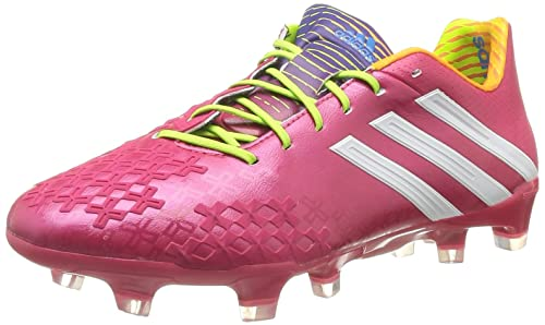 wholesale dealer 2e3d6 c8292 adidas Predator Lz-Trx Fg Mens football Boots, Rose (Fravif Blanc