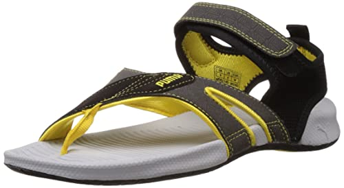 6b2412886523 Puma Unisex Jiff 5 Ind. Athletic   Outdoor Sandals  Buy Online at ...