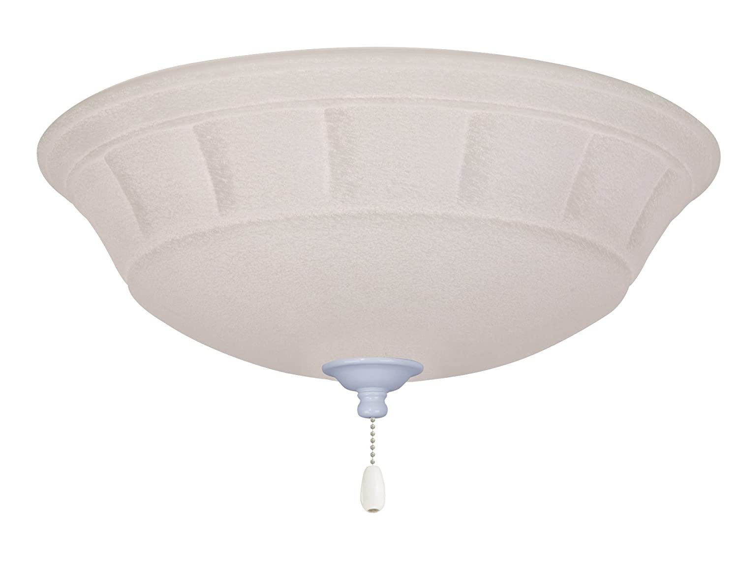 Emerson Ceiling Fans LK141LEDWW Grande White Mist LED Light Fixture for Ceiling Fans, LED Array, Appliance White by Emerson   B00TOX4VHC