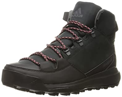 Amazon.com | adidas Outdoor Men's CW Winterpitch Mid CP Leather ...
