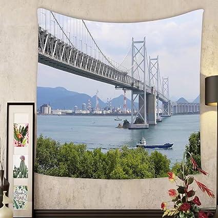 16346d4cfb74 Amazon.com  Carolyn J. Morin Custom tapestry okayama japan may seto ...