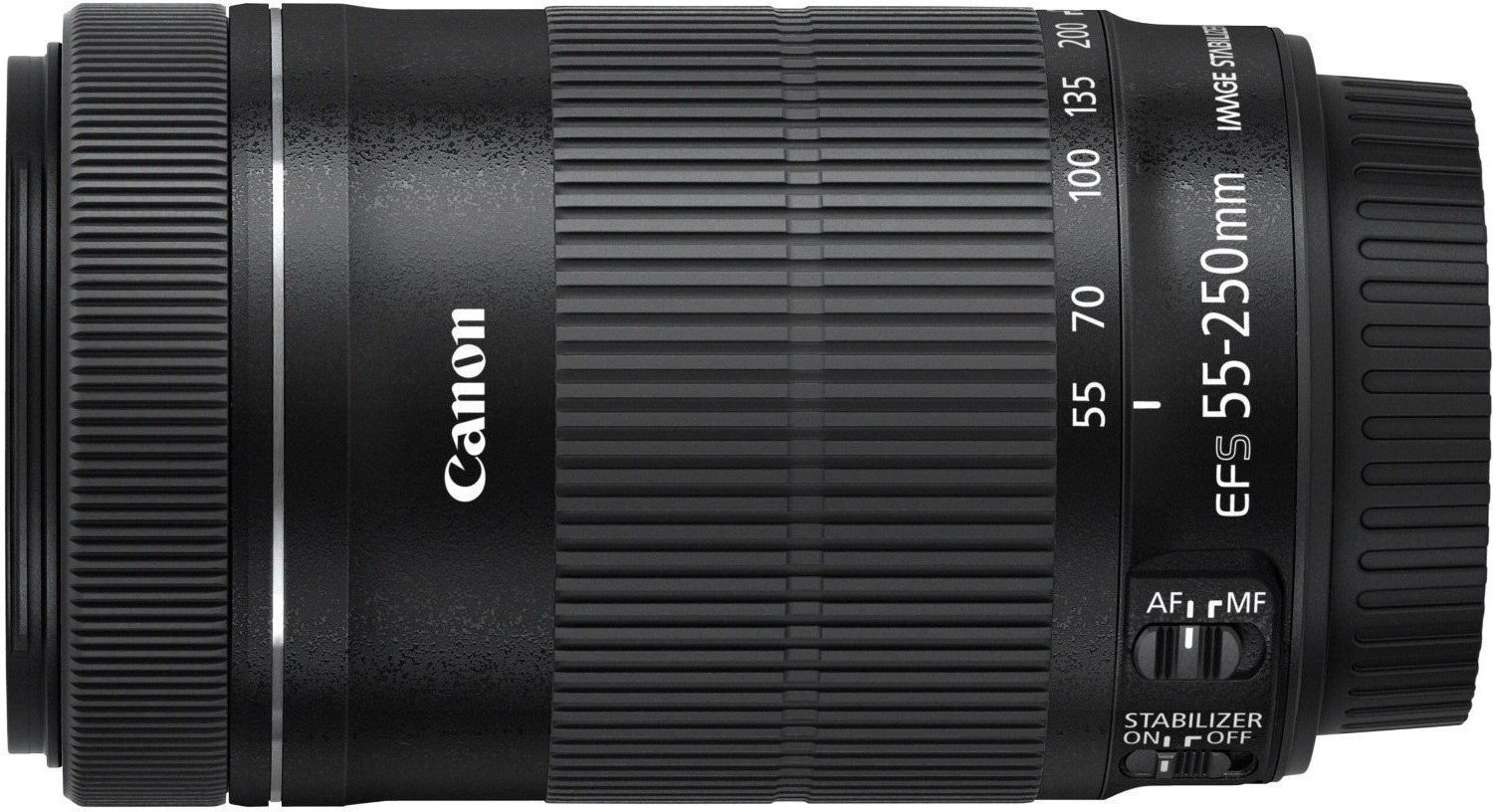 Canon EF-S 55-250 mm f/4-5.6 IS STM: Canon: Amazon.es: Electrónica
