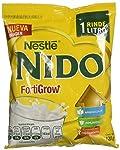 Nestlé Nido Fortigrow Leche Entera Fortificada en Polvo, 120 gramos