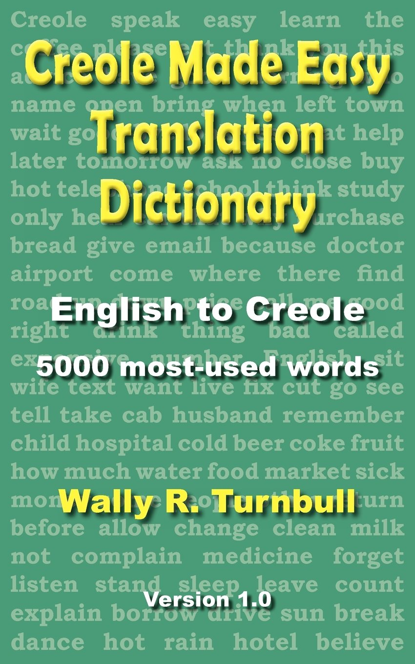 Creole Made Easy Translation Dictionary product image