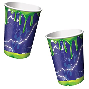 8 Cup RESEARCHER for Birthday party or Theme Party cups