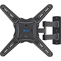 $23 » Full Motion TV Wall Mount Bracket, Articulating Arms Swivel Tilt Extension Rotation, Fits Most 26…