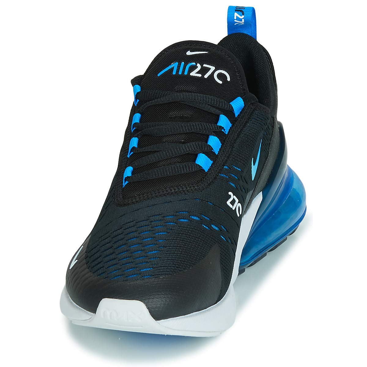 Nike AIR MAX 270 Turnschuhe Herren Schwarz Blau Turnschuhe Turnschuhe Turnschuhe Low a42123