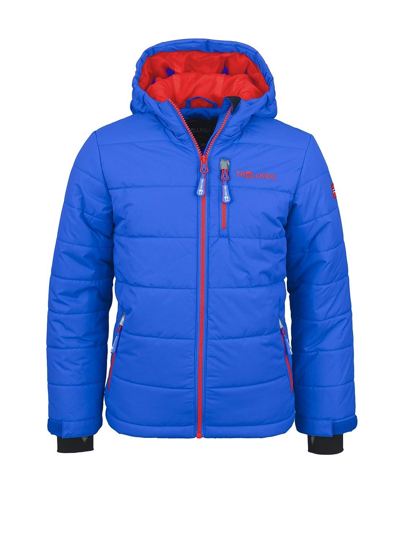 Bleu - Mittelbleu   rouge 12 ans TrollEnfants Veste de ski enfant Hemsedal
