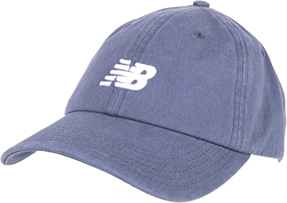 New Balance Mens and Womens Athletic 6-Panel Curved Brim Nb ...