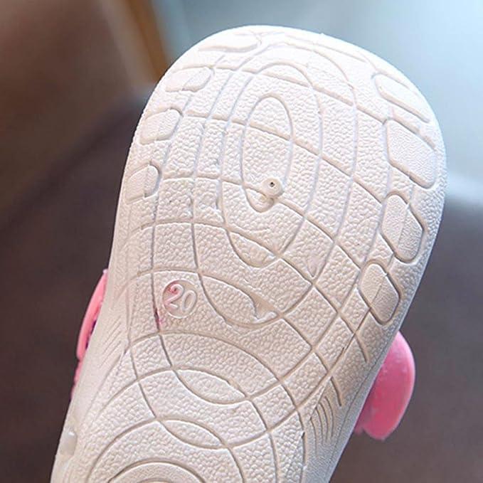 1307f1f76ab Zapatos para bebé Zapatos Bebé verano ❤ Amlaiworld Bebé Niña Niño Zapatos  de dibujos animados ...