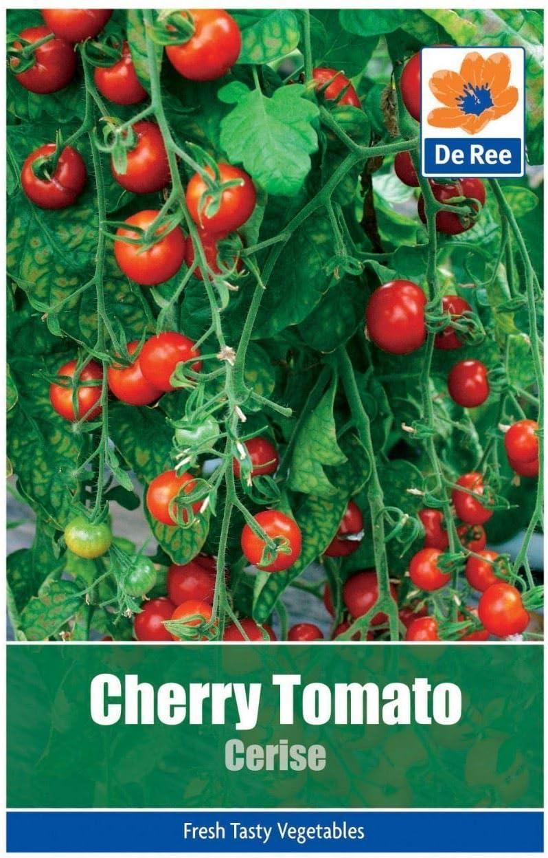 Portal Cool 2 paquetes de tomate cherry Cerise Semillas Huerto ...