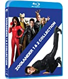Zoolander 1+2 Collection (2 Blu-Ray) [Import anglais]