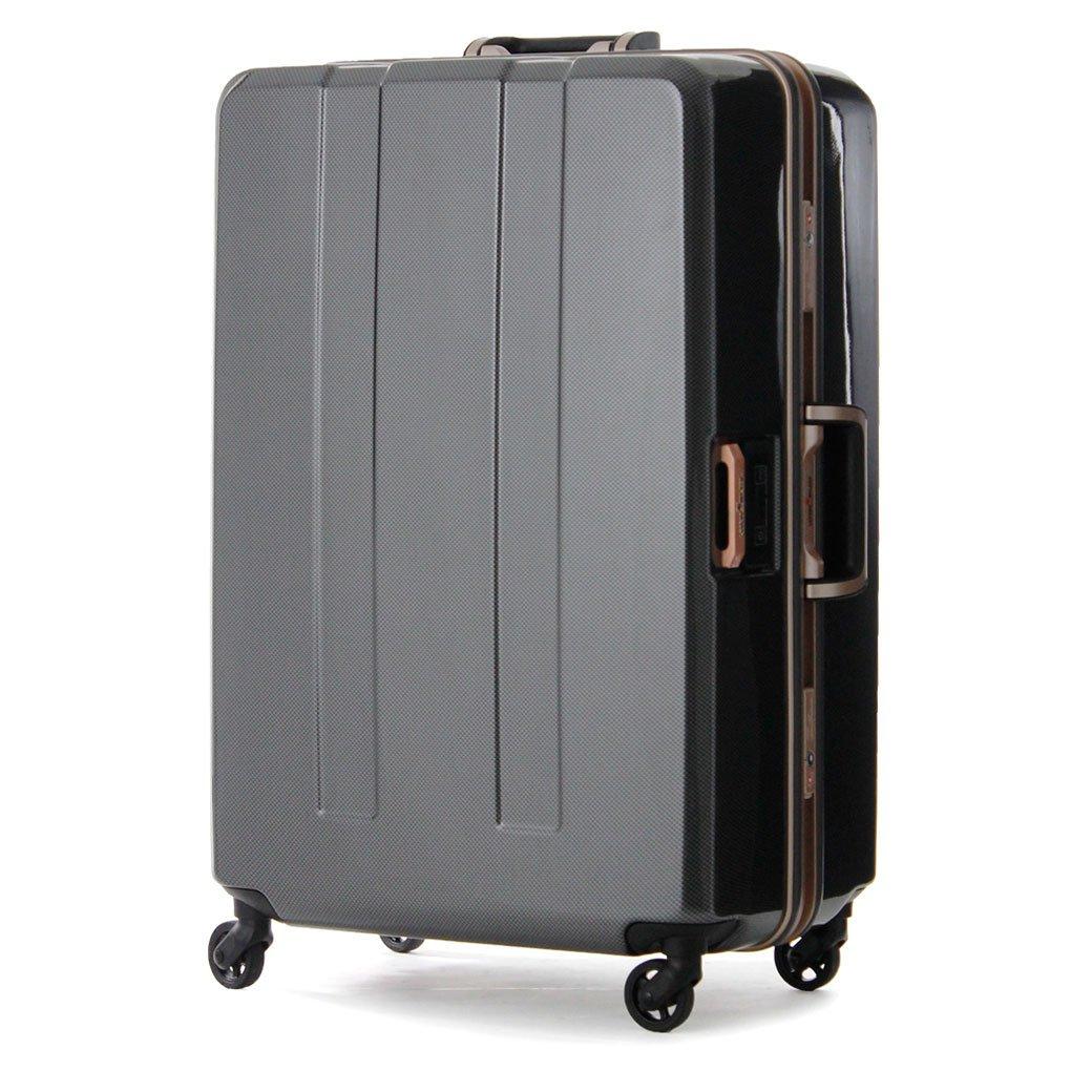 スーツケース キャリーバッグ 大型サイズ TSAロック legend walker レジェンドウォーカー B017Q0B1EK No.6703-64 カーボン No.6703-64 カーボン