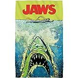 "Attack -- Jaws -- Beach Towel (36""x58"")"