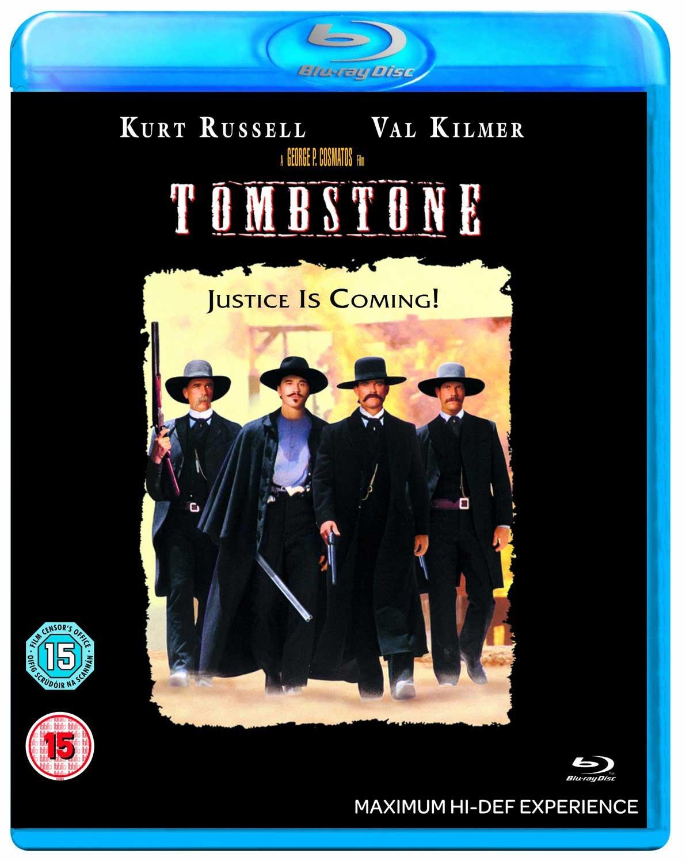 Tombstone [Blu-ray] by Walt Disney Studios Home Entertainment