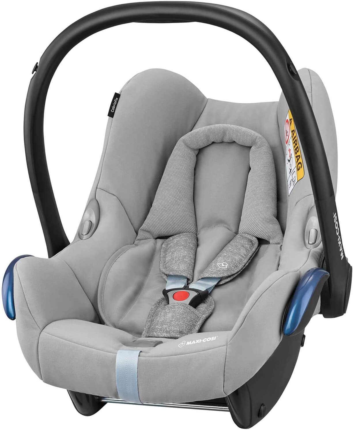 0-13/ kg Maxi-Cosi CabrioFix/ Si/ège auto groupe 0/ + Nomad Grey Gris