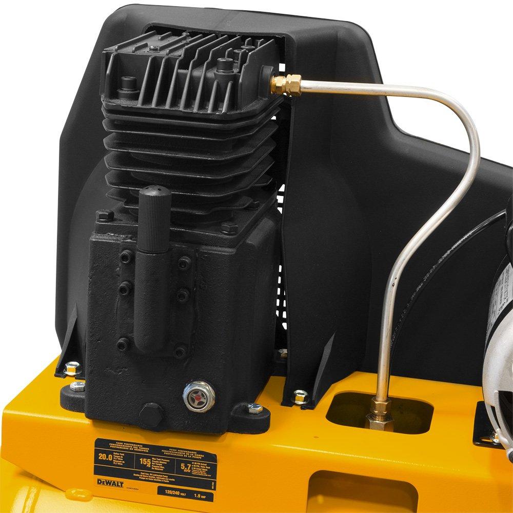 air intake on 7 cfm compressor