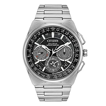 7b754a5a494 Image Unavailable. Image not available for. Color  Citizen CC9008-50E Mens  Eco-Drive Watch Satellite Wave F900 ...