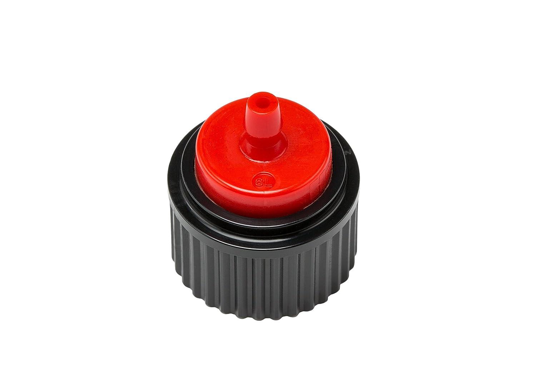 Hunter HEB-20 2.0 GPH Pressure Compensating 1//2 Threaded Emitter Red