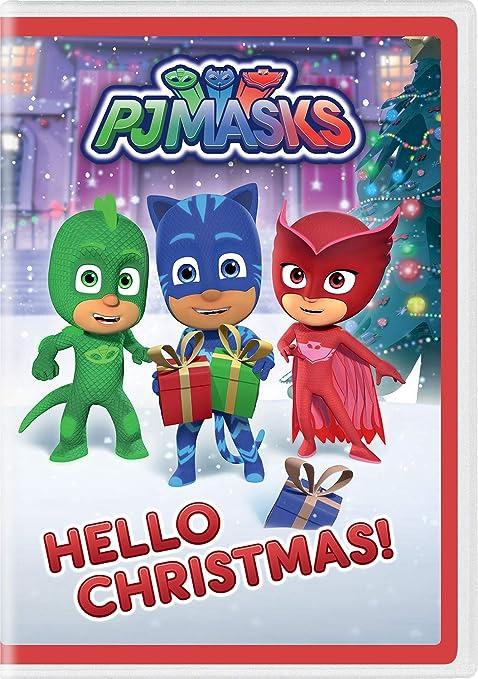 Pj Masks: Hello Christmas [Edizione: Stati Uniti] [Italia ...