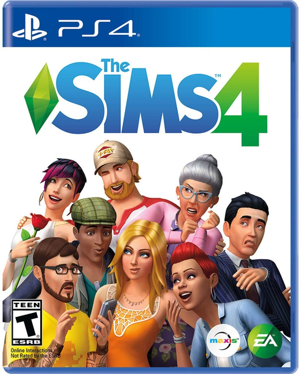 The Sims 4 - PlayStation 4