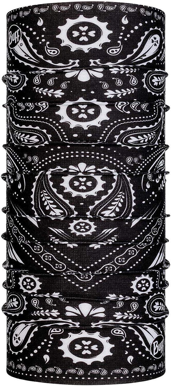 Unisex Adulto Talla /única Original Buff Dog New Cashmere Black M//L Tubular Perro