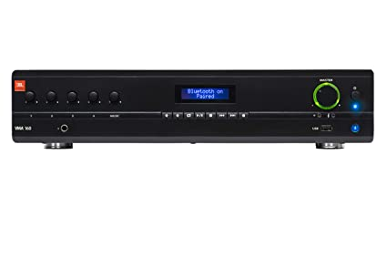 JBL VMA160, 60-Watt Channel Mixer/Amplifier with Bluetooth