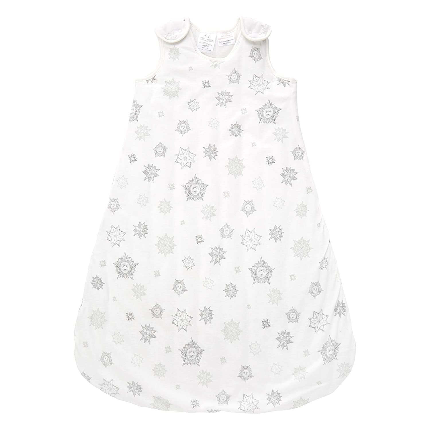 Amazon.com: aden + anais Winter Sleeping Bag - Starry Stars - 6-18m: Baby