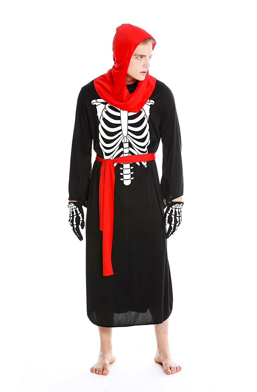 dressmeup Dress ME UP - M-0072-S Disfraz Hombre Mujer Halloween ...