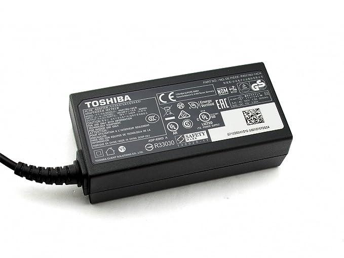 Cargador / adaptador original para Toshiba Satellite L50-B Serie ...