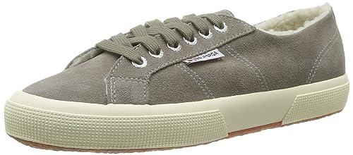 SUPERGA 2750 Suebinu - Zapatillas de Deporte de ante Unisex: Amazon.es: Zapatos y complementos