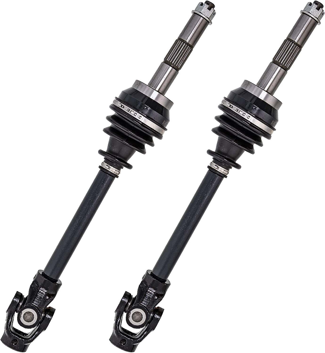 NICHE High Strength Front and Rear Left Right Drive Shaft Axle Kit for 2004-2005 Polaris Sportsman 400 500 1380215