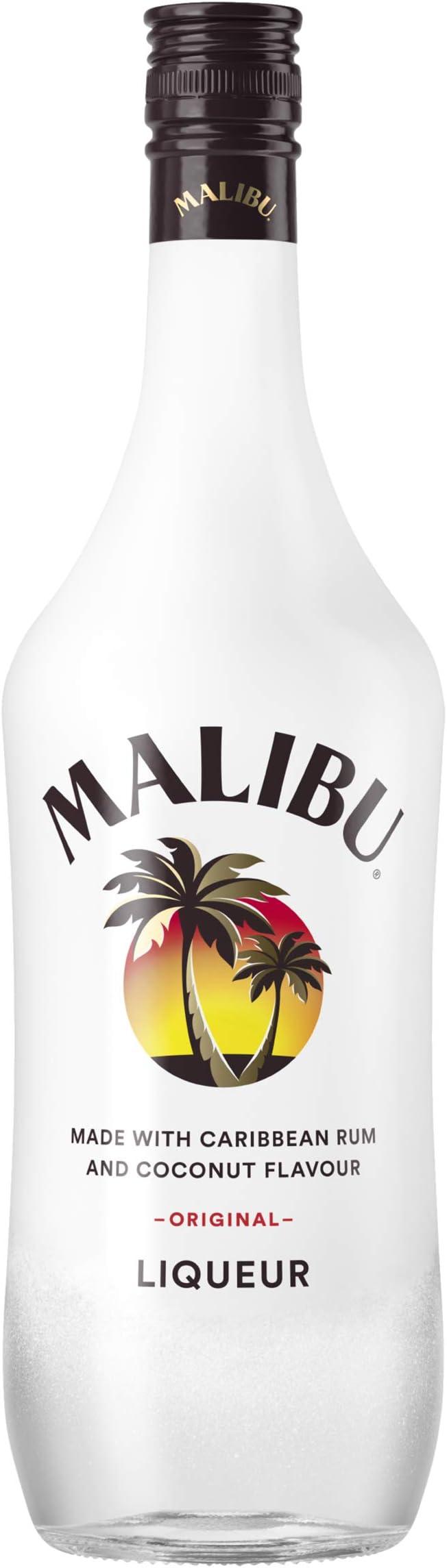 Malibu coconut rum, 1 l 101529237