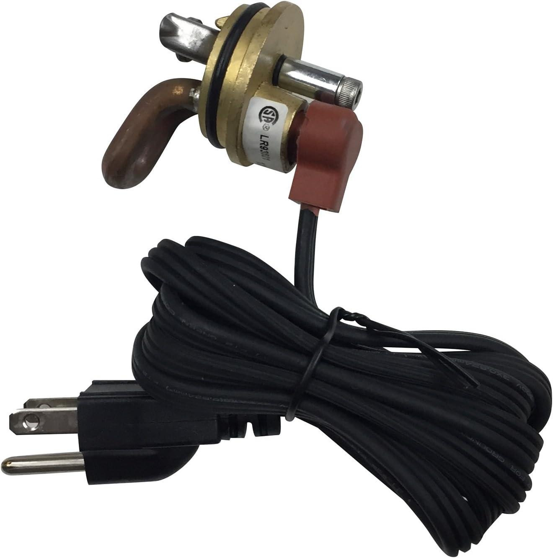 Kats 11433 400 Watt 45mm Frost Plug Heater