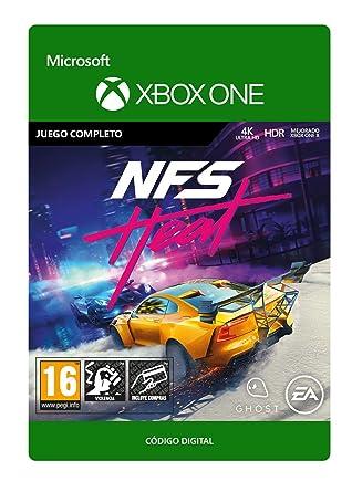 Need For Speed Heat Standard Edition Xbox One Codigo De