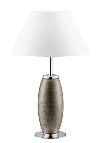 Java Exclusiv 55175 - Lámpara de mesa, serie akzente01, 1 de ...