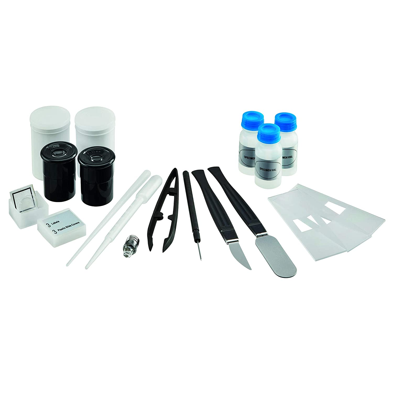 Zennox 60 X 129 Refractor Telescopic And 900x Microscope 150 Set With Accessories Kit